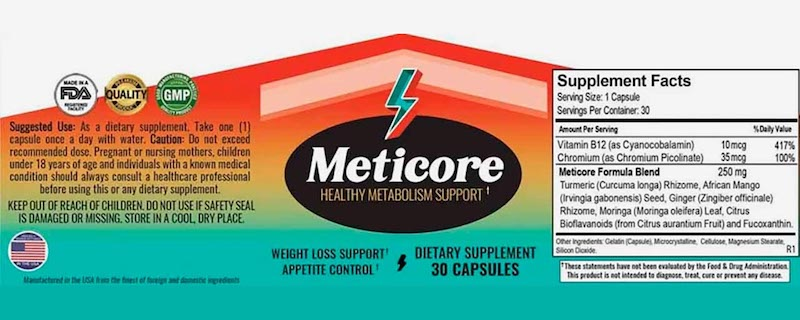 Meticore-Review